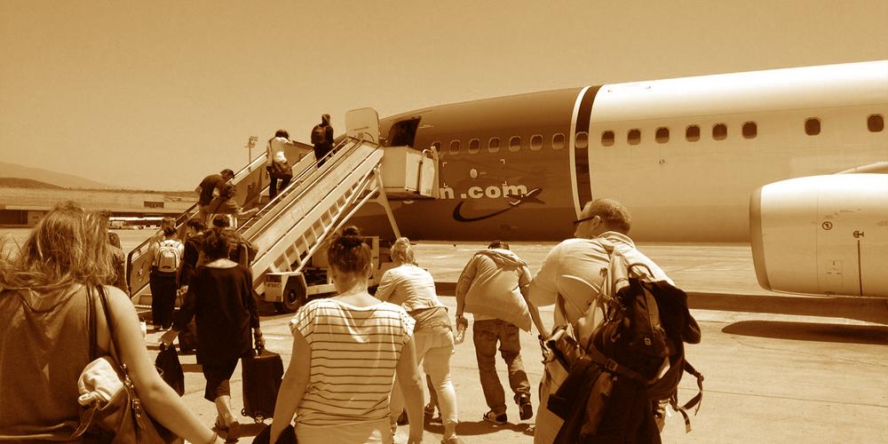 Embarque liberado em direção à Suíça para brasileiros