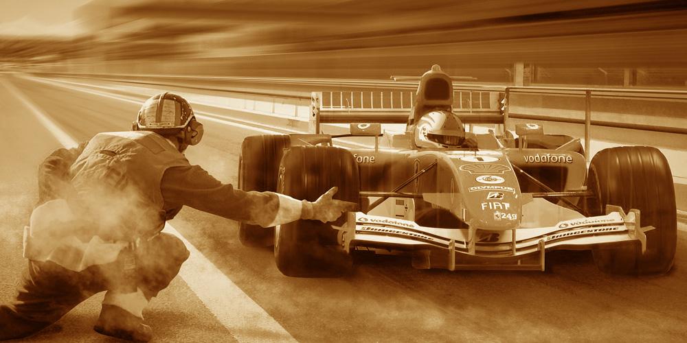 Fórmula 1 e futebol